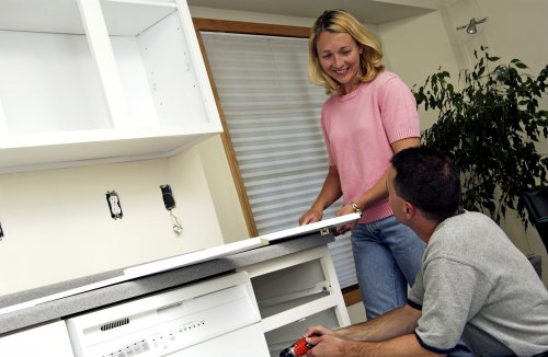Do It Yourself Home Design: Do-it-yourself Kitchen Cabinet